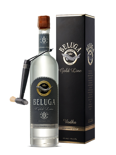 Beluga Gold Line vodka 40% 0.7L