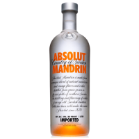 Absolut Mandarin vodka 40% 0,7L