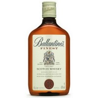 Ballantines finest whisky 40% 0,5L