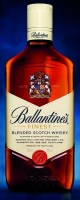 Ballantines finest whisky 40% 1L
