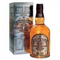 Chivas Regal 12 years (éves) 40% pdd. 0,2L