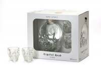 Crystal Head vodka + 2 pohár pdd 40% 0.7L