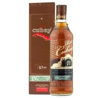 Ron Cubay Anejo Superior 10 years (éves) 40% 0.7L